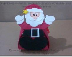 Porta Presente - Papai Noel - 2015