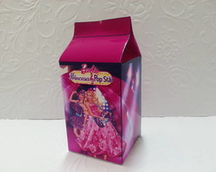 Milk Box Barbie A Princesa E A Popstar
