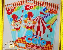 Revista Personalizada Circo