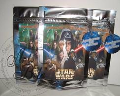 Saquinho Metalizado Star Wars