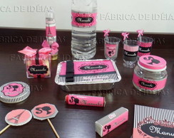 Combo Barbie Paris