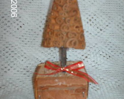 pinheiro mini de canela