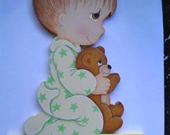 Menino de pijama