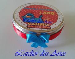Latinha - Galinha Pintadinha