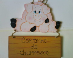 Cantinho do churrasco 2