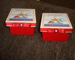 Caixa Yara Vermelha