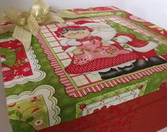 Caixa para est�dio fotogr�fico Natal