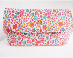 Clutch Juliette - Liberty -trevo dourado