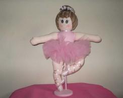 Bailarina em retir�