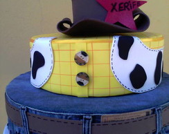 BOLO CENOGR�FICO WOODY TOY STORY