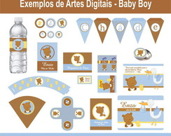 Arte Festa Digital - Baby Boy