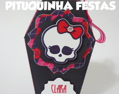 CAIXA MONSTER HIGH
