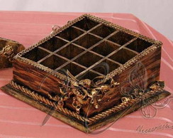 Porta Batom - Decora��o (PBAT10)