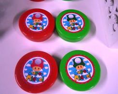 Latinha colorida Mario Bros