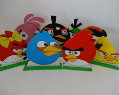 Kit Angry Birds - 9 pe�as