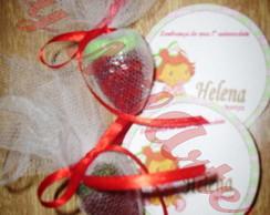 Sach�  morango (Lembrancinha)