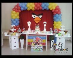 Decora��o Clean Angry birds - vers�o 2