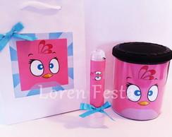 Lembrancinha Angry Birds - Loren Festa