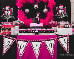 Festa Monster High - Loren Festa