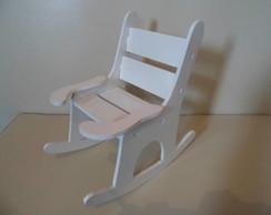 cadeira balan�o para boneca