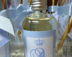 Difusor-Lembrancinha de Maternidade Azul