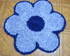 Tapete fru fru flor