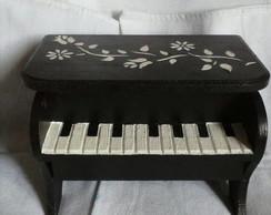Porta-Joias em Mdf , Piano