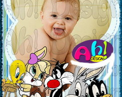 Cart�o - Baby Looney Tunes
