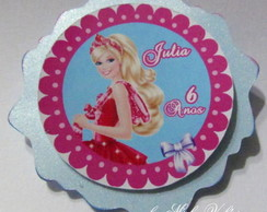 Tag Barbie e as Sapatilhas M�gicas
