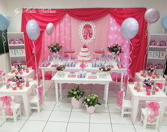Decora��o Barbie e as Sapatihas M�gicas
