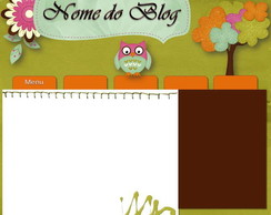 Template para blog scrap you II - 2011