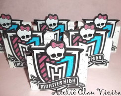 PORTA GUARDANAPOS MONSTER HIGH