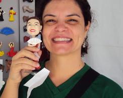 boneco personalizado em biscuit