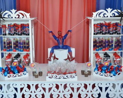 Mesa Proven�al Homem Aranha