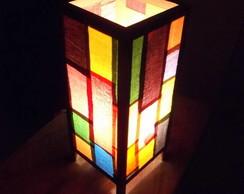 Lumin�ria Mosaico