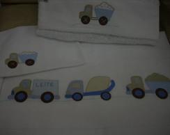 Len�ol De Ber�o ,kit de toalhas caminh�o
