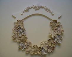 (MA 0064) Guirlanda flores proven�al
