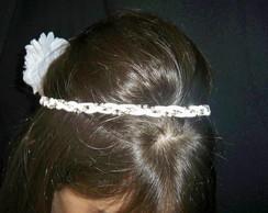 Headband  Noiva Niagara