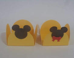 Forminhas Decoradas Mickey Pct C/ 50