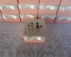 Caixa Para Lembrancinhas De Casamento