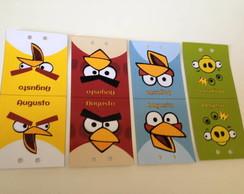Capa Para Pirulito Angry Birds