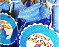 Agua Personalizada Galinha Pintadinha