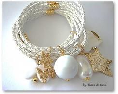 Pulseira Click in White