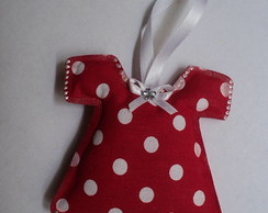 Sache Vestidinho da Minnie - Embal+tag