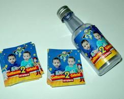 Adesivo Garrafinha Pet PVC Toy Story