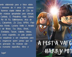 Sele��o de m�sicas Harry Potter