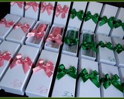 Kits Individuais (caixa com iniciais)
