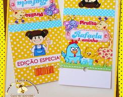 Capa Pirulito Galinha Pintadinha