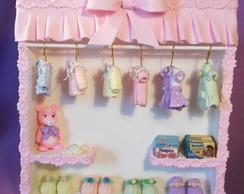 Guarda roupa - Porta de maternidade