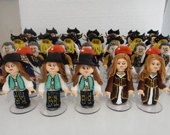 Piratas Do Caribe Lego - Person. Avulsos